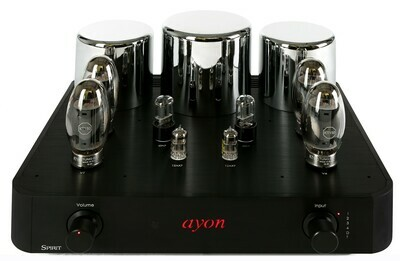 Ayon SPIRIT V, Push-Pull Röhrenverstärker / Endstufe mit KT150, 2x 65W