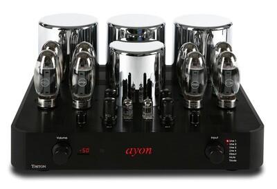 Ayon TRITON EVO, Push-Pull Röhrenverstärker / Endstufe mit KT150, 2x 130W
