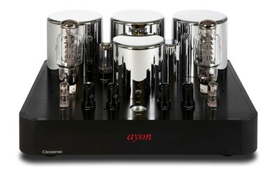 Ayon CROSSFIRE PA, Single Ended Röhrenendstufe mit AA62, 2x 30W