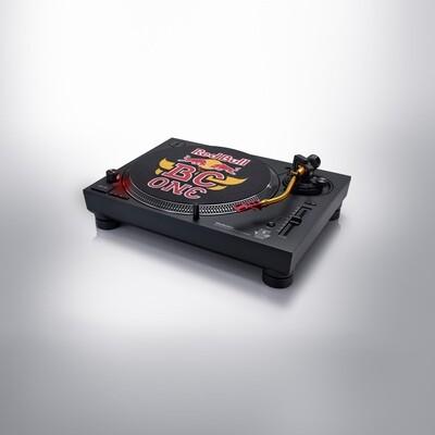 Technics  DJ Plattenspieler SL-1210MK7R Red Bull BC one-Limited-Edition