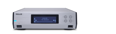 Melco N100 UPnP-Netzwerkserver/Netzwerkstreamer/DAC-Player über USB
