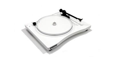 New Horizon 201, Plattenspieler mit System und Staubschutz