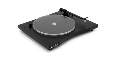 New Horizon 121, Plattenspieler mit System