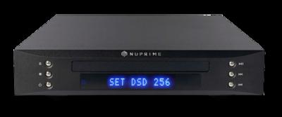 NuPrime CDT-9, CD-Transport mit Samplerate-Converter