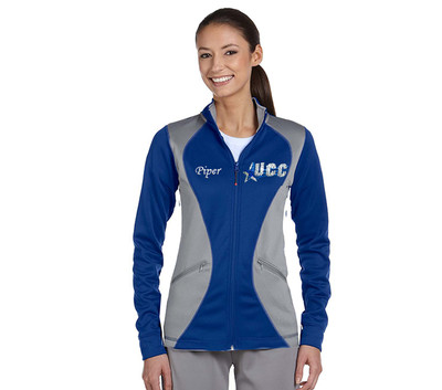 RUSSELL LADIES ATHLETIC TECH FLEECE SET