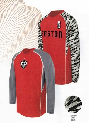 EVOLUTION PRINT LONG SLEEVE JERSEY