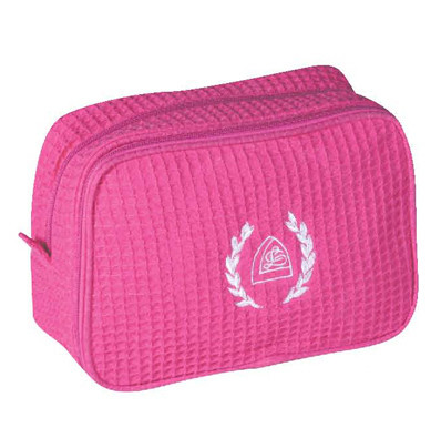 GO PINK COSMETIC BAG