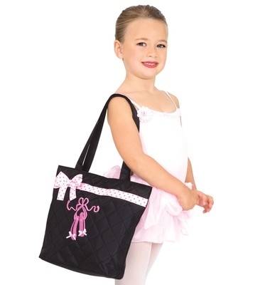 BALLET SHOES TOTE