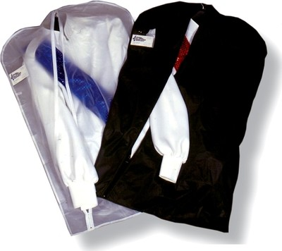 I-DENT-A-PEEK GARMENT BAG