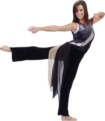THUNDER COLOR GUARD JUMPSUIT