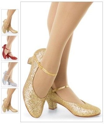 GLITTER CHARACTER SHOES