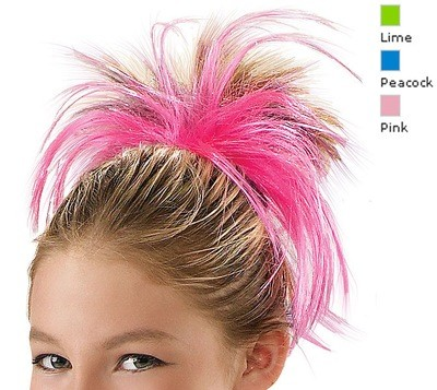 BRIGHT HAIR STRANDS