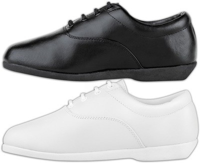 PINNACLE LEATHER MARCHING BAND SHOES