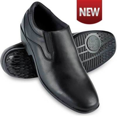 REVSTEP LACELESS MARCHING BAND SHOE