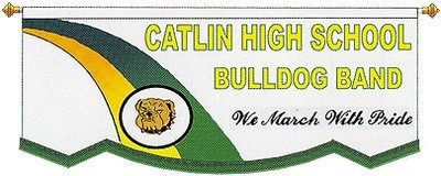 CUSTOM BANNER - CATLIN HIGH SCHOOL