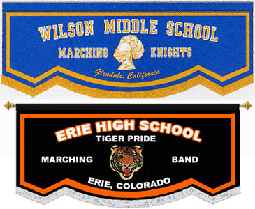 CUSTOM BANNER - WILSON MIDDLE SCHOOL