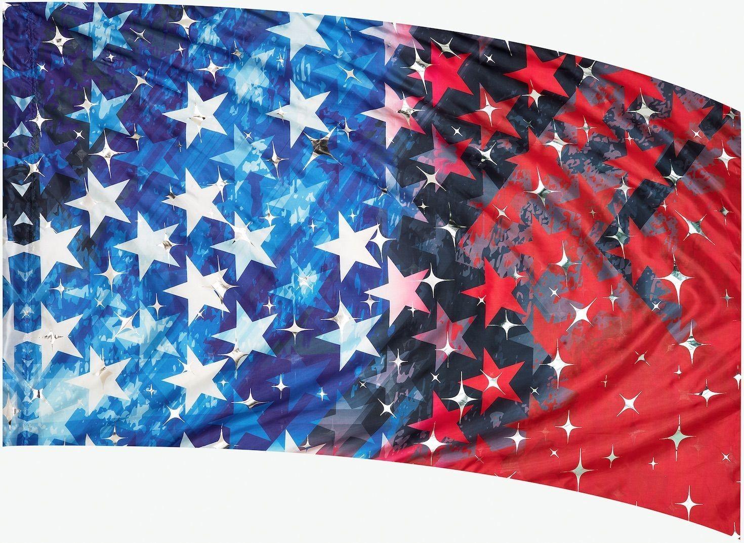 IN STOCK STYLE PLUS FLAG GENESIS 7009