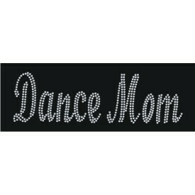 DANCE MOM RHINESTONE