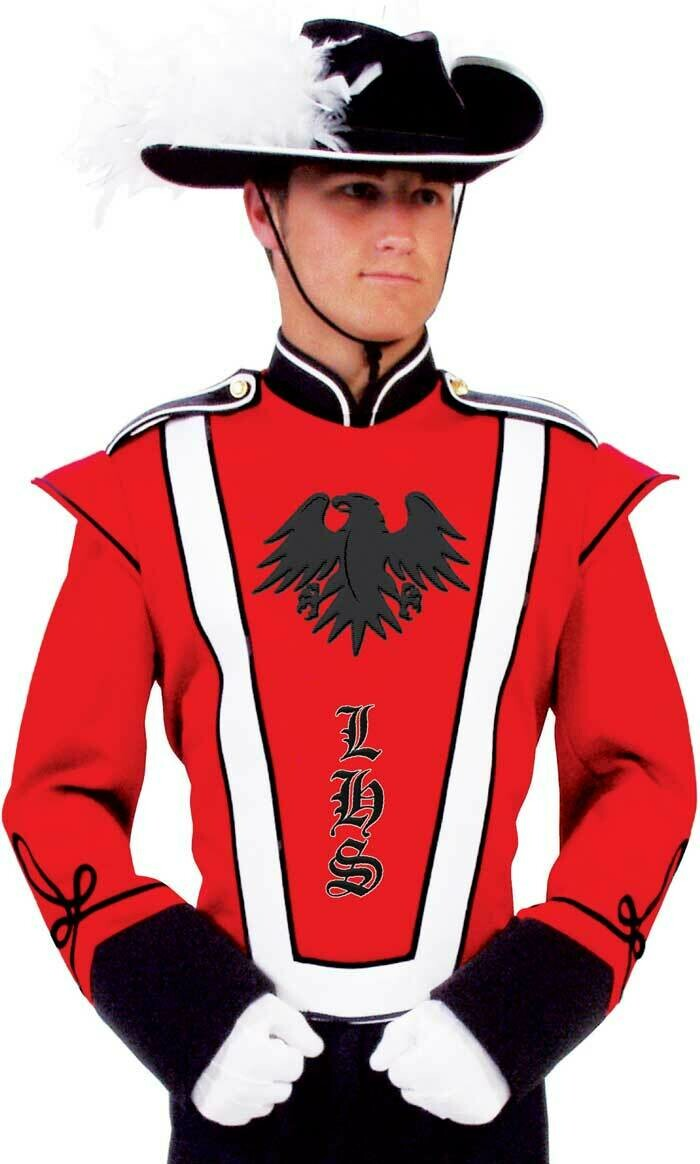MARCHING BAND COAT BC9990