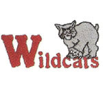 WILDCATS EMBROIDERY 03