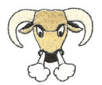 BULL EMBROIDERY