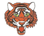 TIGER EMBROIDERY 02