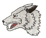 WOLF EMBROIDERY 01