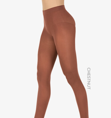 ULTRA SOFT TRANSITION TIGHTS WITH SELF KNIT WAISTBAND