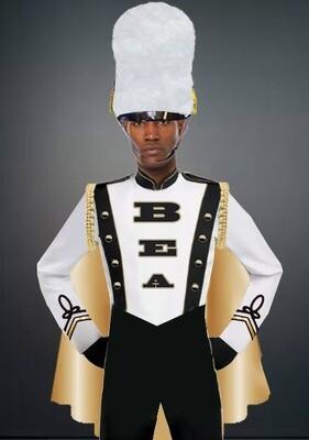 Drum Major Uniform Jacket DM0630