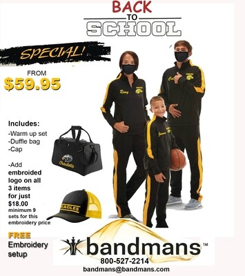 BACK TO SCHOOL SPECIAL 2020 $59.95