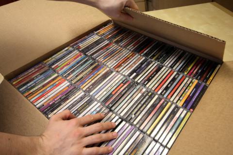10 CDs em sua casa! (qualquer cidade do Brasil)