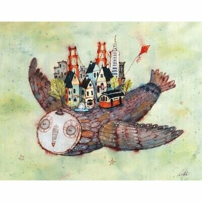 San Francisco Owl