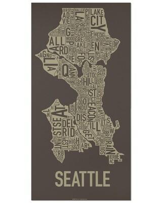 Seattle Neighborhoods (Medium)