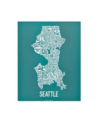 Seattle Neighborhoods (Small)