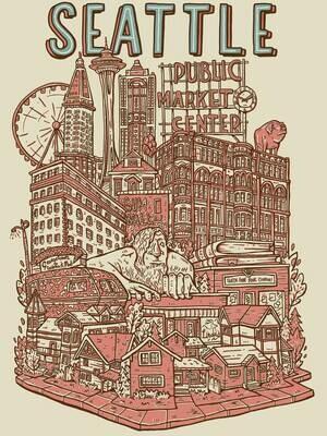 Illustrated Seattle