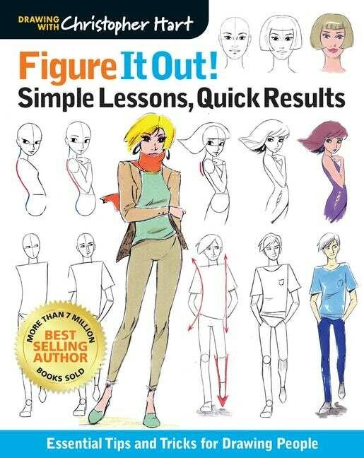 Customizable Figure Drawing Kit