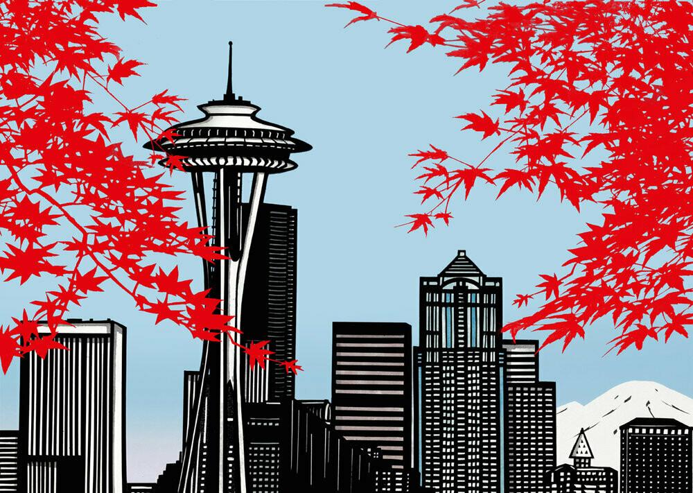 Seattle in Autumn 5