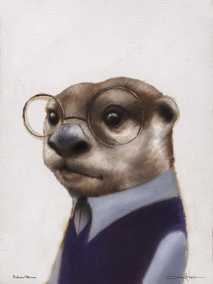 Professor Otterness