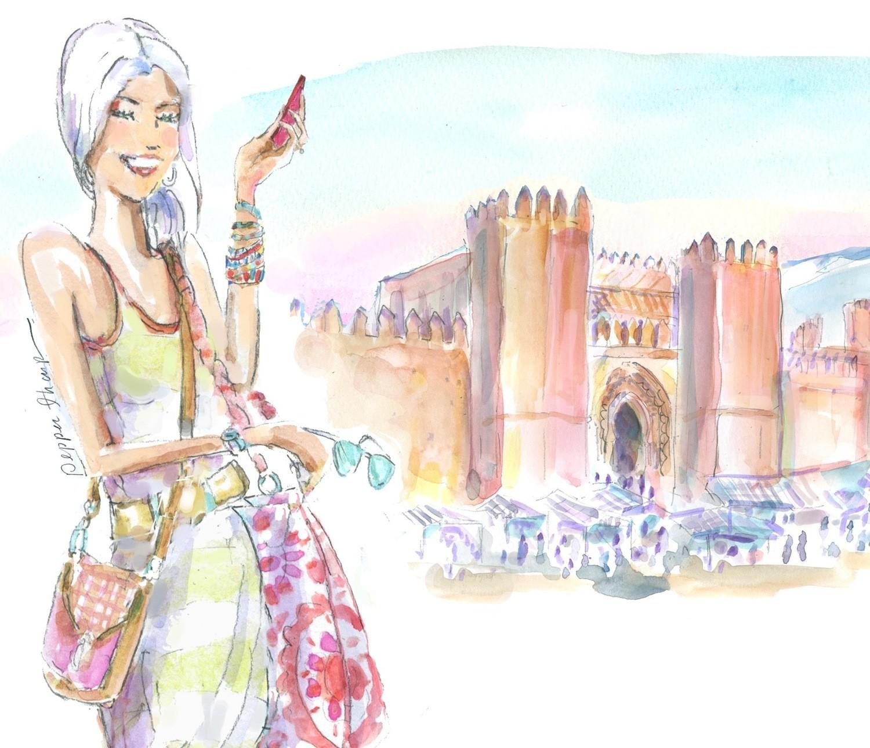 Moroccan Holiday