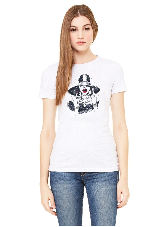 StayWoke T-Shirt (Woman's Blank)