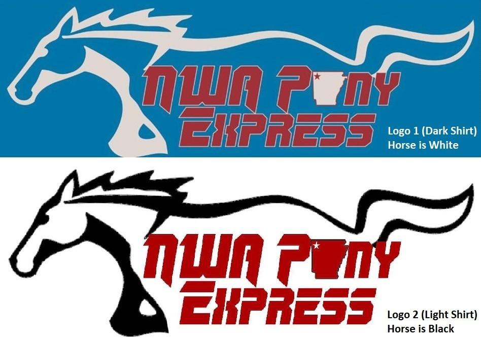 NWA Pony Express T-Shirt
