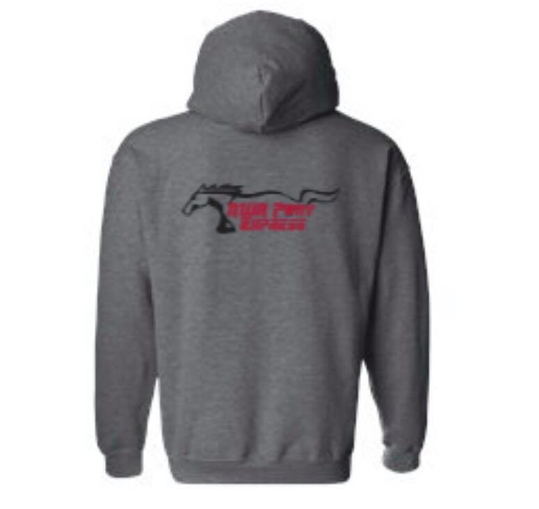 NWA Pony Express Hoodie