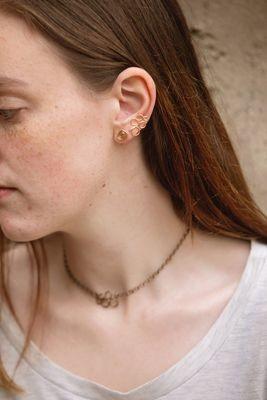 Vine Climber Earrings