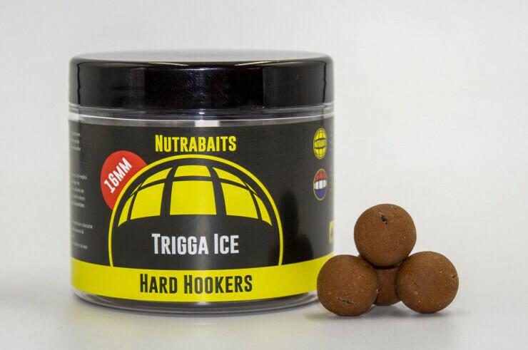 Бойлы особой жесткости Hard Hookers Trigga Ice