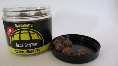 Бойлы нейтральной плавучести Corkie Wafters Blue Oyster- Голубая Устрица