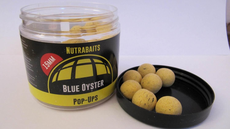 Бойлы плавающие Shelf-Life Pop-Ups Blue Oyster-Голубая Устрица
