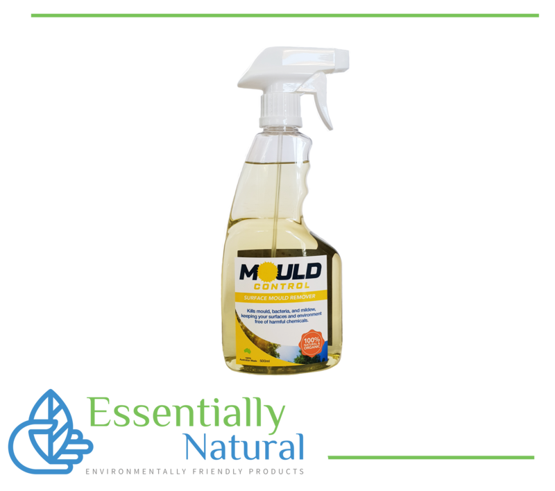 Mould Control - Cleaner Spray