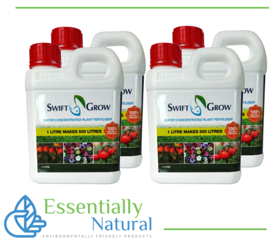 Swift Grow - 1 Litre x4 [Free Shipping]