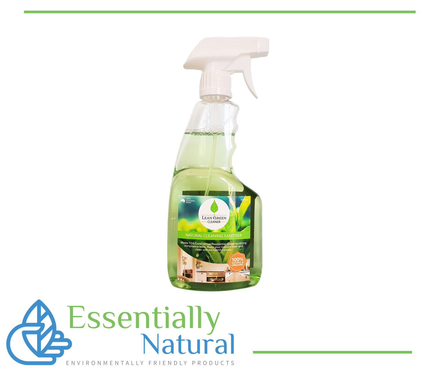 Lean Green Cleaner - 500ml Spray