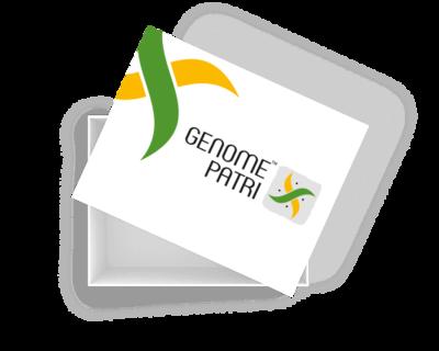 Genomepatri Home DNA Test.